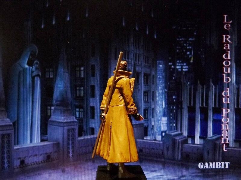 Gambit - Figurine en plomb Mlgmt510