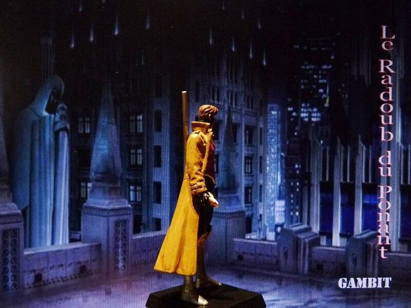 Gambit - Figurine en plomb Mlgmt610