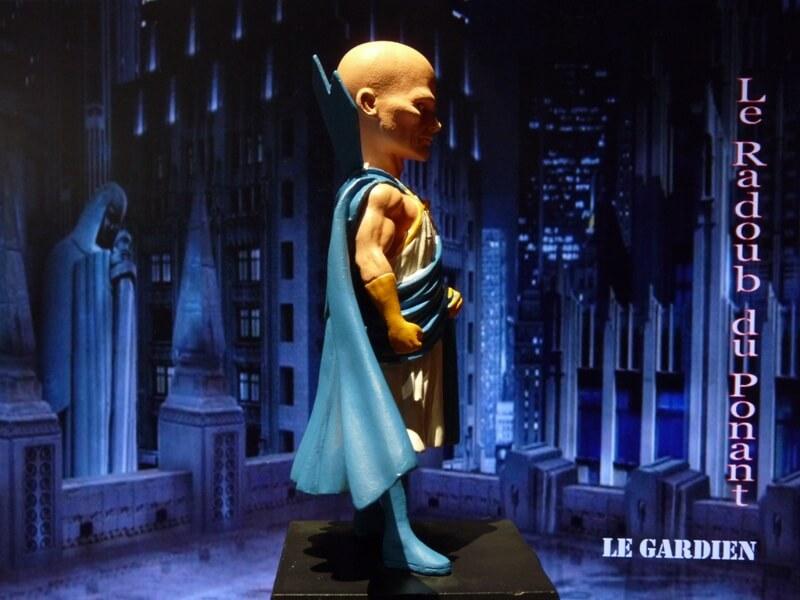 Le Gardien - Figurine en plomb Mlgn310