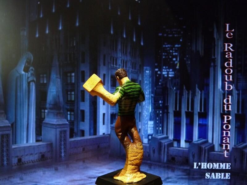 L'Homme Sable - Figurine en plomb Mlhsbl10