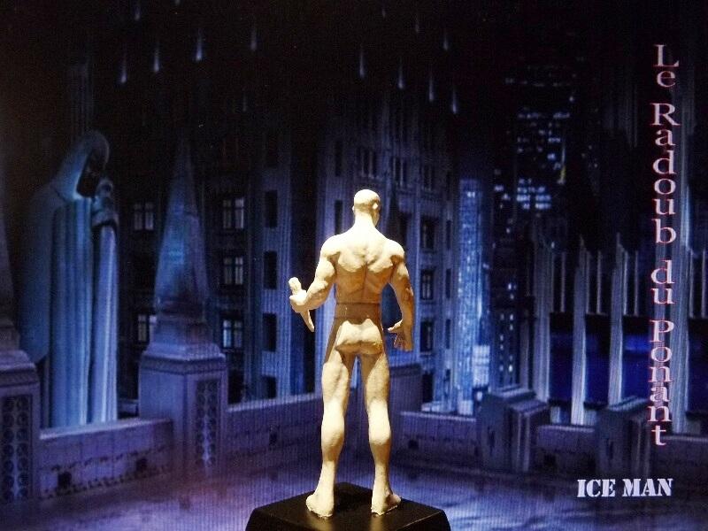 Ice Man - Figurine en plomb Mlicm610