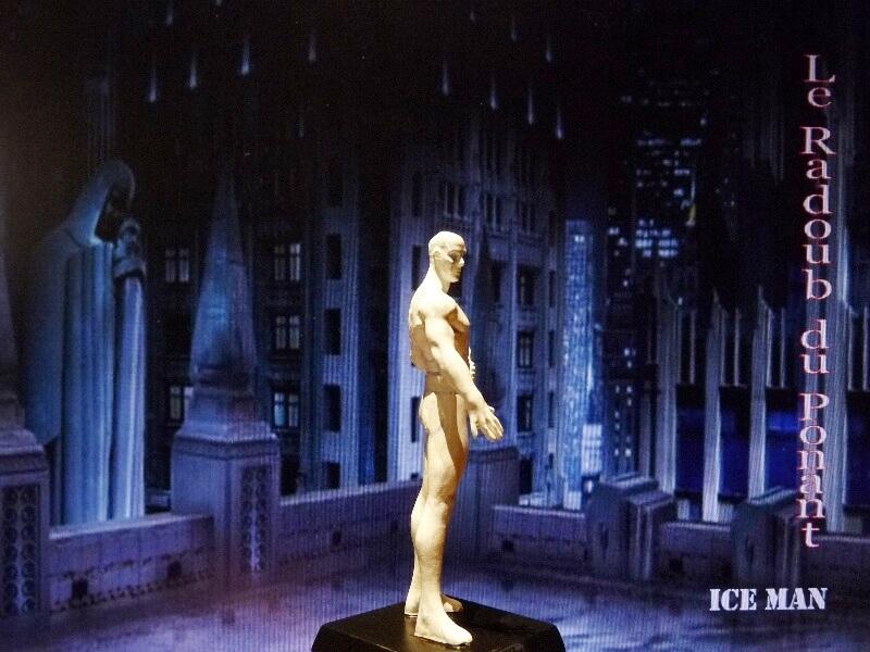 Ice Man - Figurine en plomb Mlicm810