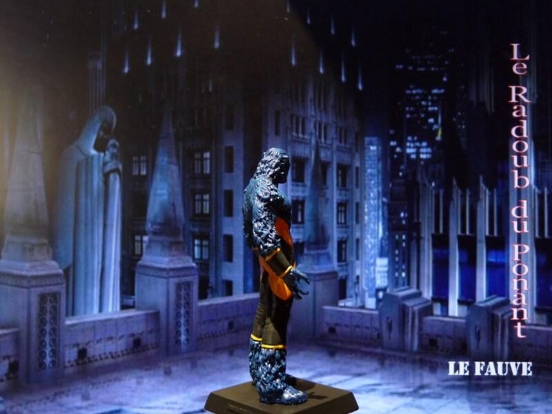 Le Fauve - Figurine en plomb Mllfv610