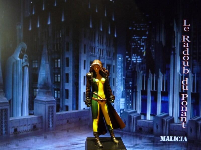 Malicia - Figurine en plomb Mlmca110