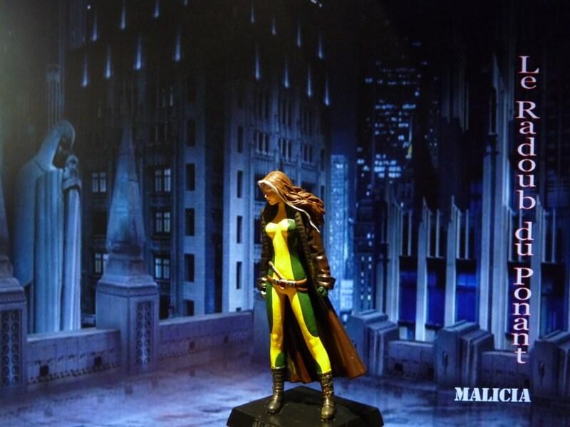 Malicia - Figurine en plomb Mlmca210