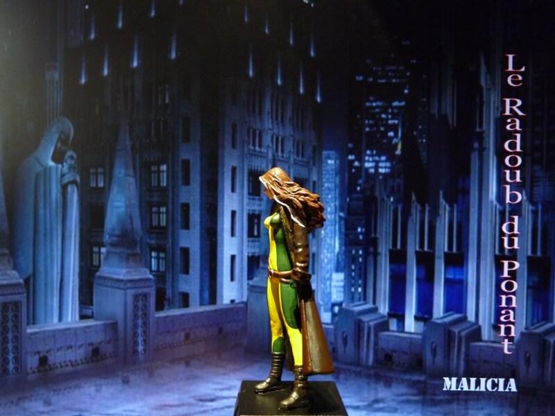 Malicia - Figurine en plomb Mlmca310