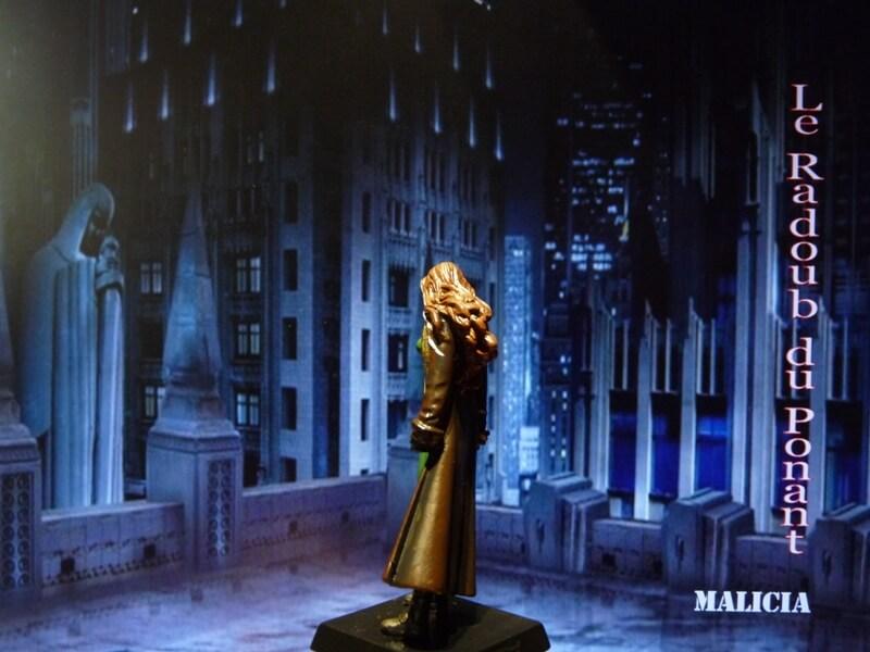 Malicia - Figurine en plomb Mlmca410