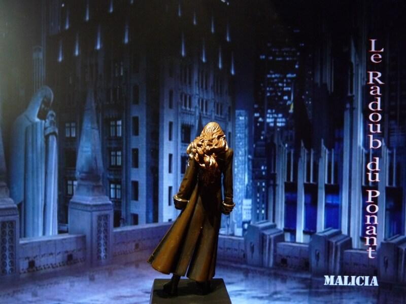 Malicia - Figurine en plomb Mlmca510