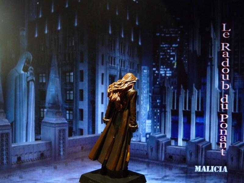 Malicia - Figurine en plomb Mlmca610