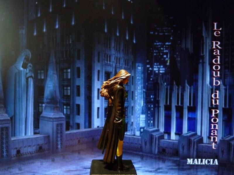 Malicia - Figurine en plomb Mlmca710