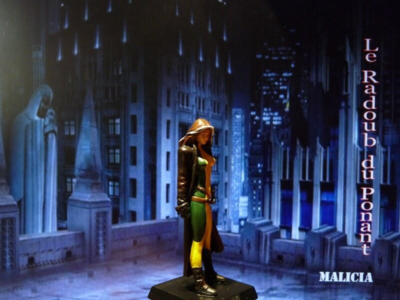 Malicia - Figurine en plomb Mlmca810