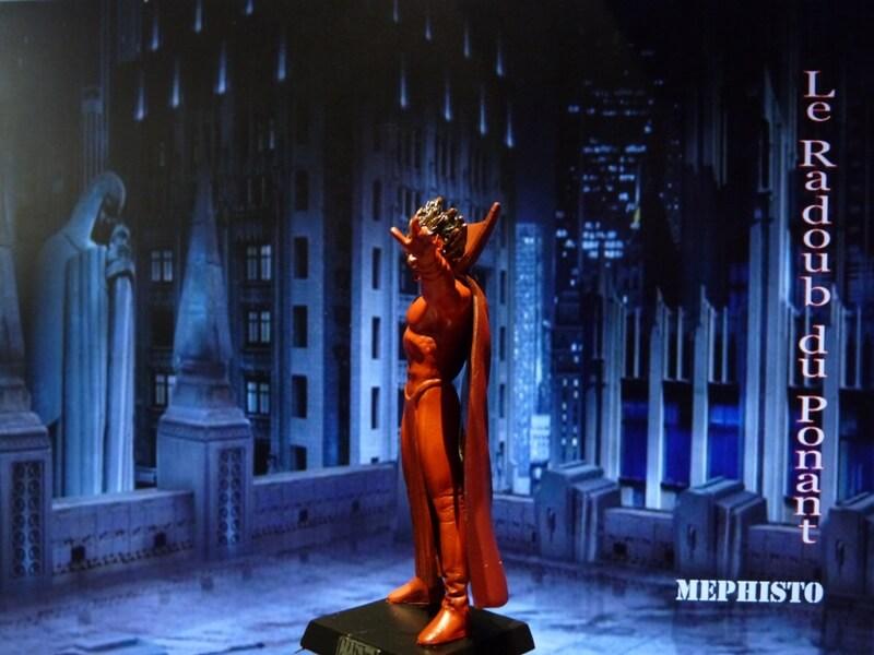 Méphisto - Figurine en plomb Mlmfo210