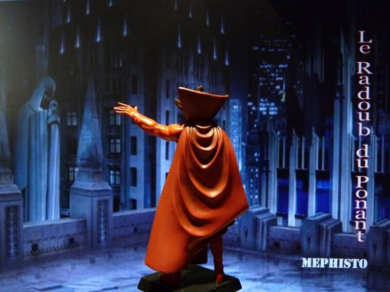 Méphisto - Figurine en plomb Mlmfo410