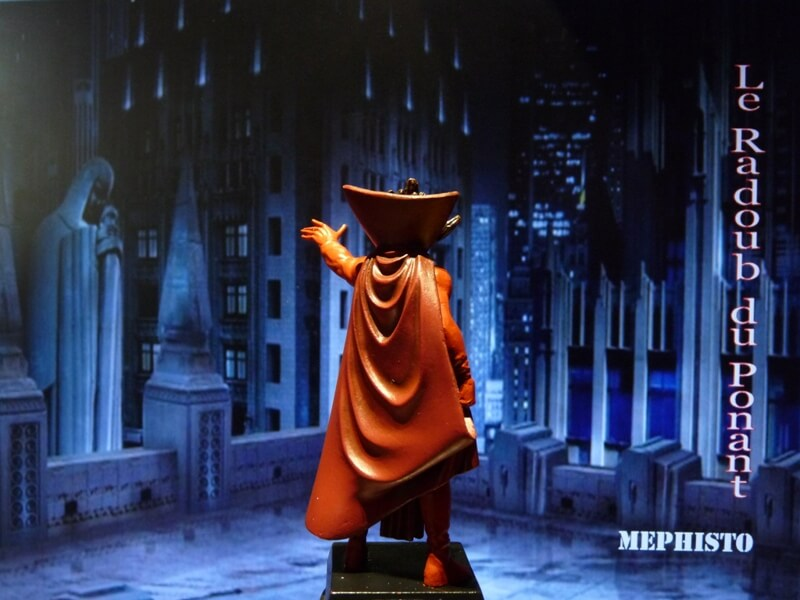 Méphisto - Figurine en plomb Mlmfo510