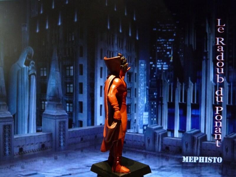 Méphisto - Figurine en plomb Mlmfo610