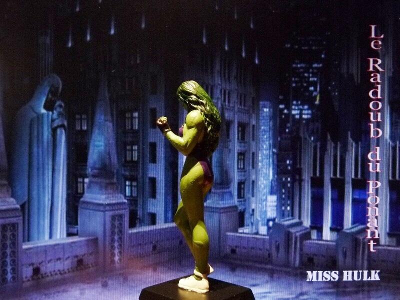 Miss Hulk - Figurine en plomb Mlmsh410