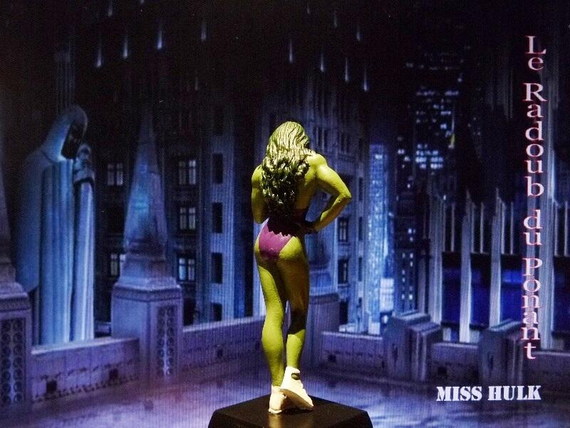Miss Hulk - Figurine en plomb Mlmsh610