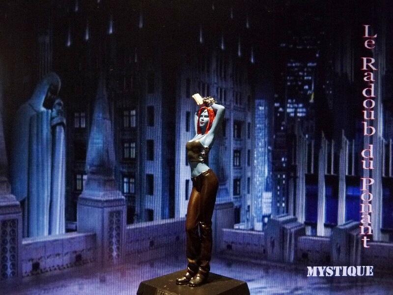 Mystique - Figurine en plomb Mlmst210