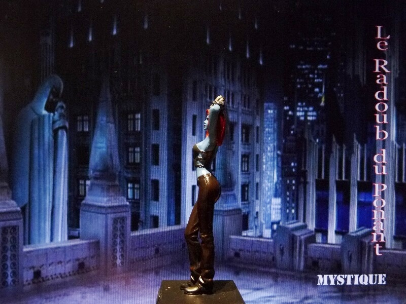Mystique - Figurine en plomb Mlmst310