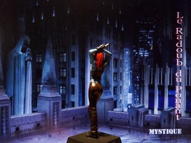 Mystique - Figurine en plomb Mlmst410