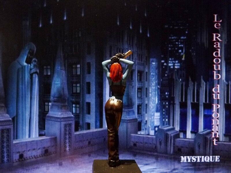 Mystique - Figurine en plomb Mlmst510