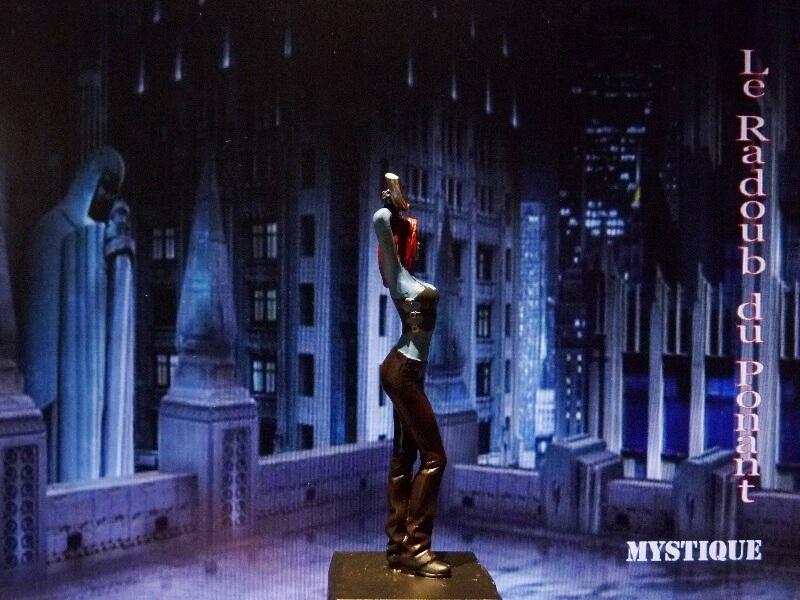 Mystique - Figurine en plomb Mlmst710