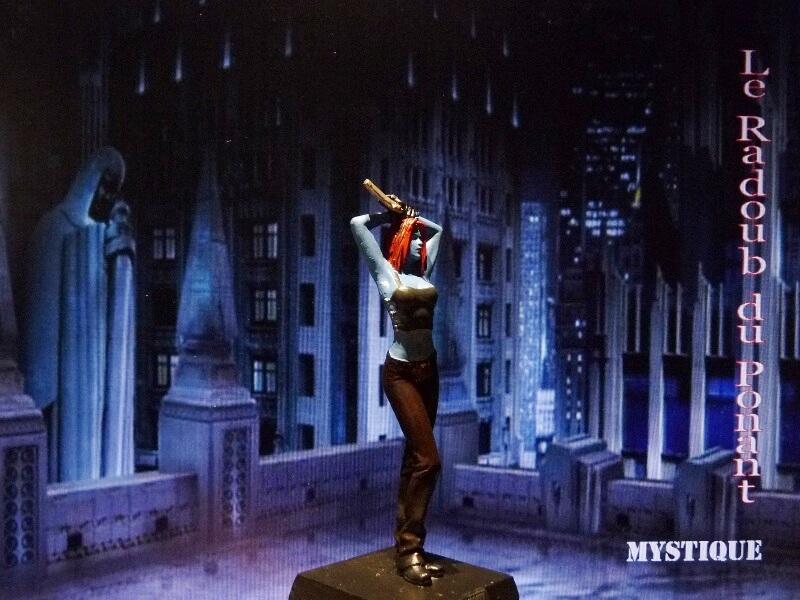 Mystique - Figurine en plomb Mlmst810