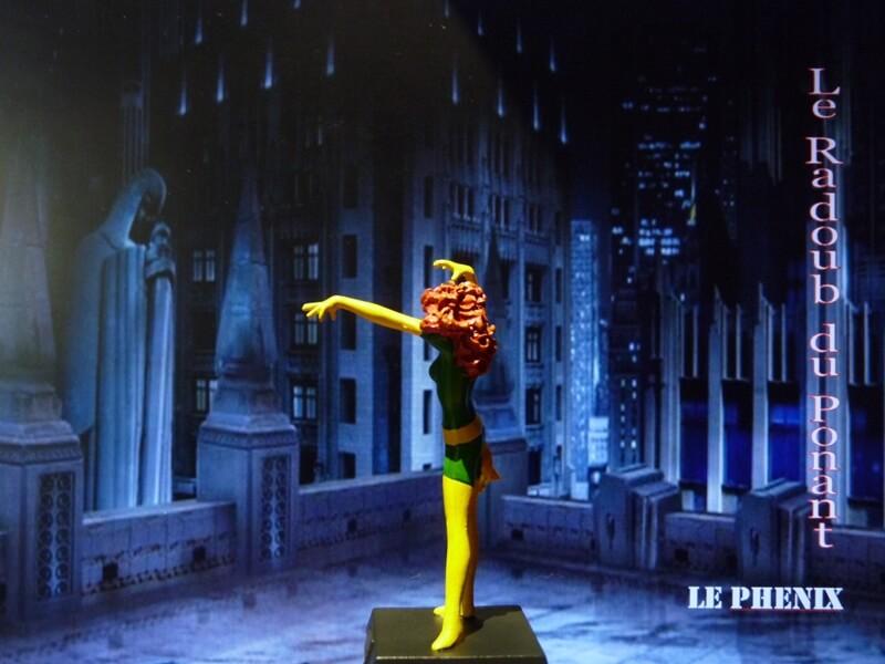 Le Phenix - Figurine en plomb Mlphx310