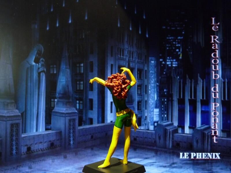 Le Phenix - Figurine en plomb Mlphx410