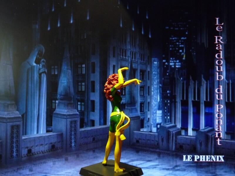 Le Phenix - Figurine en plomb Mlphx610