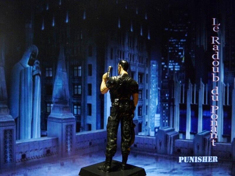 Punisher - Figurine en plomb Mlpnsr10
