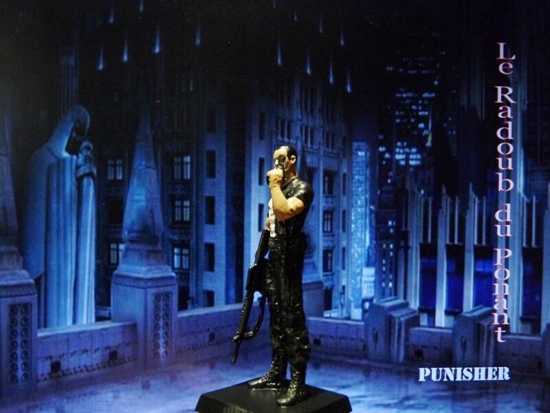 Punisher - Figurine en plomb Mlpnsr12