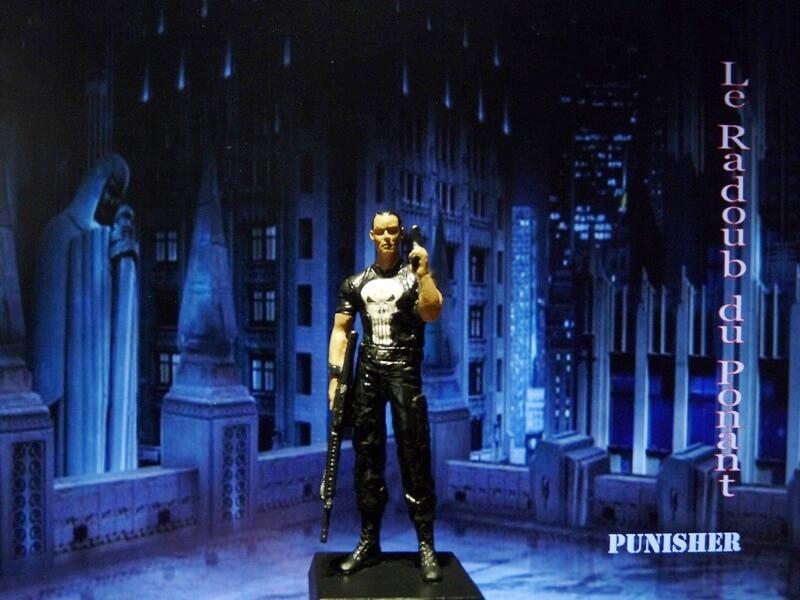 Punisher - Figurine en plomb Mlpnsr13