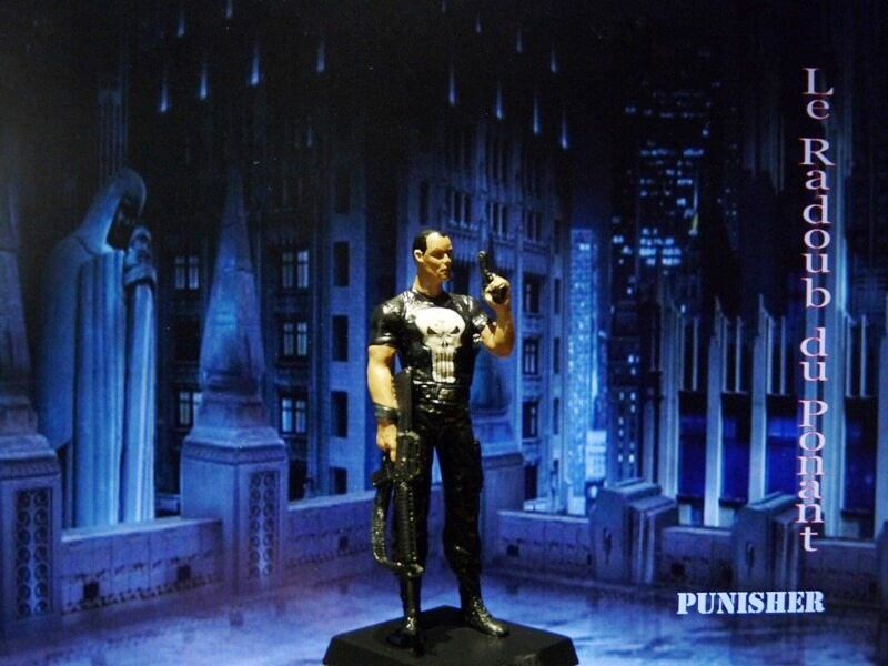 Punisher - Figurine en plomb Mlpnsr14