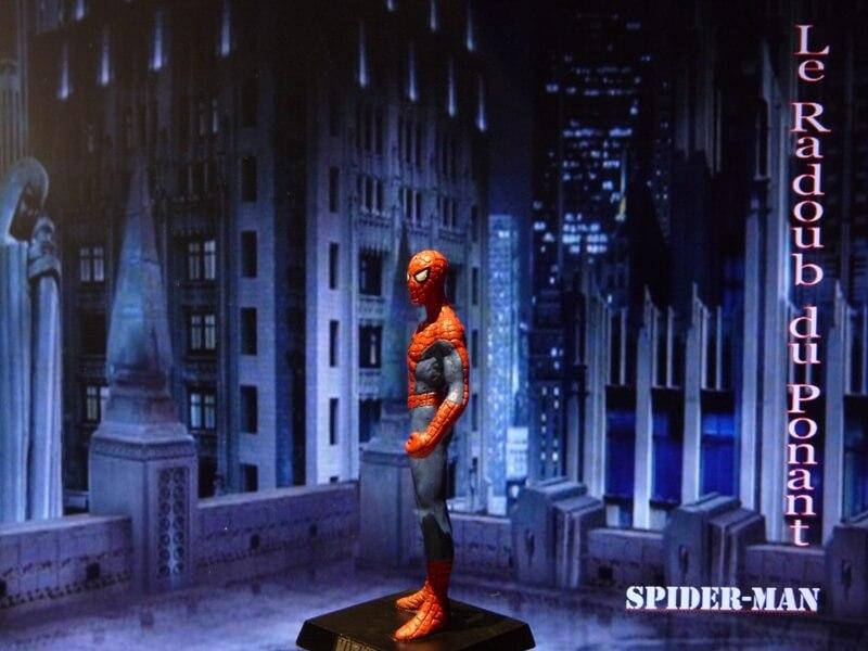 Spider-man - Figurine en plomb Mlspm210