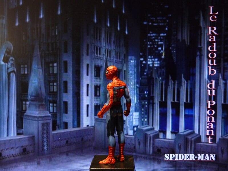 Spider-man - Figurine en plomb Mlspm310