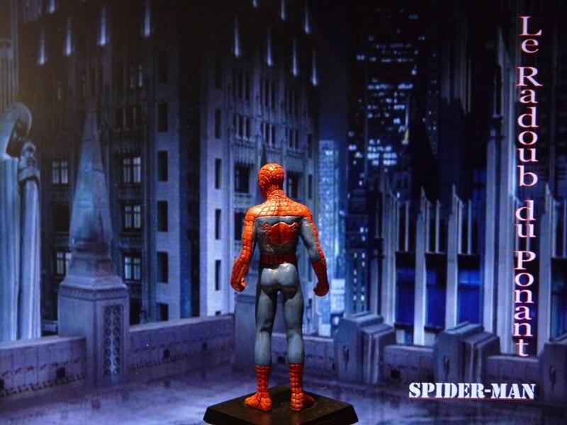 Spider-man - Figurine en plomb Mlspm410
