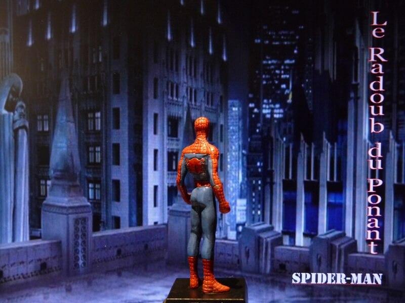 Spider-man - Figurine en plomb Mlspm510