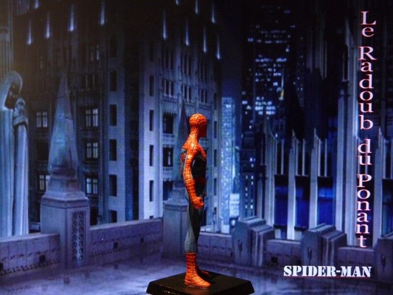 Spider-man - Figurine en plomb Mlspm610