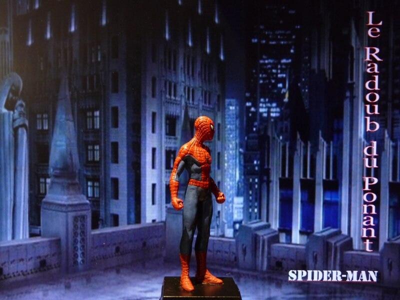 Spider-man - Figurine en plomb Mlspm710