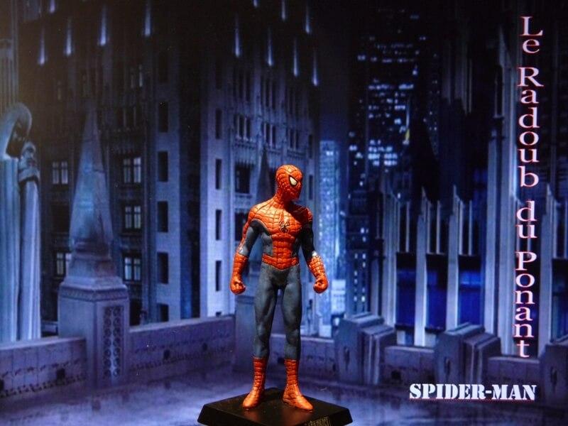 Spider-man - Figurine en plomb Mlspm810