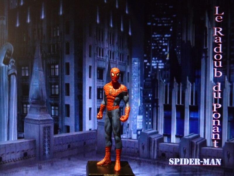 Spider-man - Figurine en plomb Mlspm910