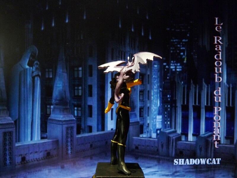 Shadowcat - Figurine en plomb Mlswc710
