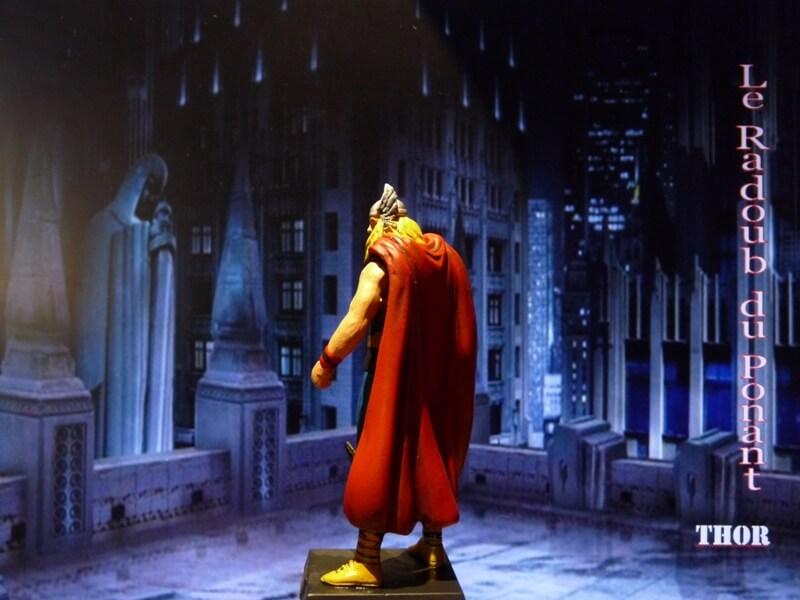 Thor - Figurine en plomb Mlthr310