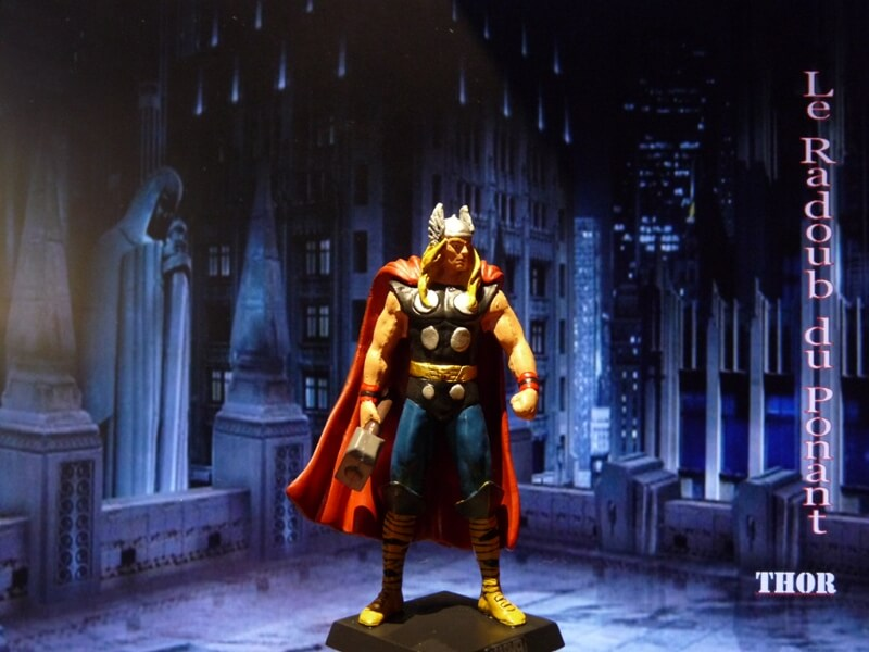 Thor - Figurine en plomb Mlthr810