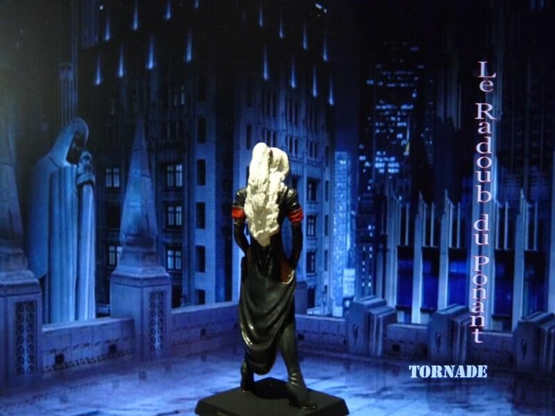 Tornade - Figurine en plomb Mltrd610