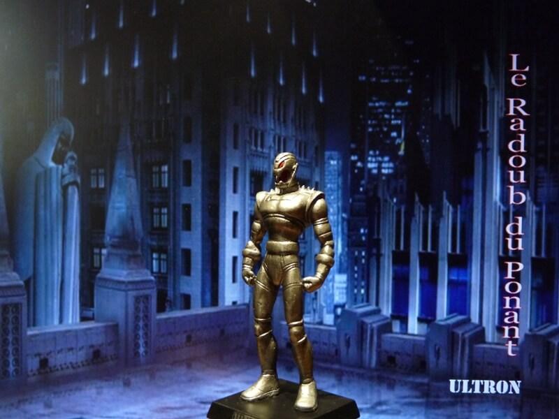 Ultron - Figurine en plomb Mlun210