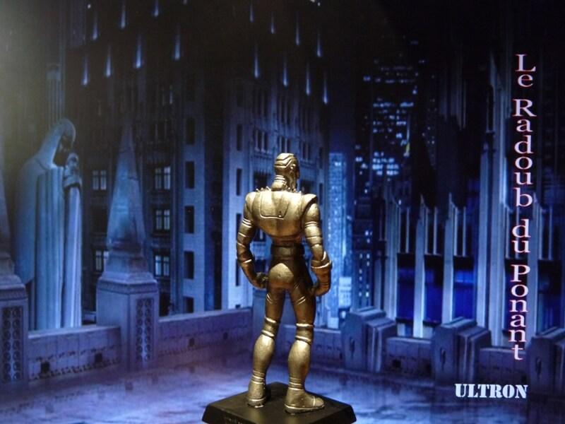 Ultron - Figurine en plomb Mlun610