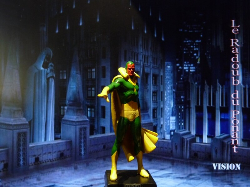 Vision - Figurine en plomb Mlvin110