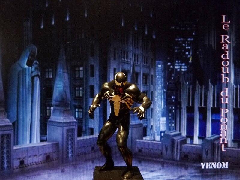 Venom - Figurine en plomb Mlvnm110